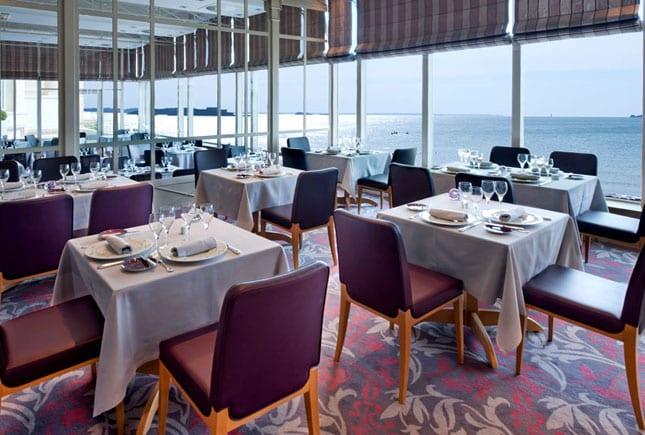 Restaurant cap-horn à Saint-Malo