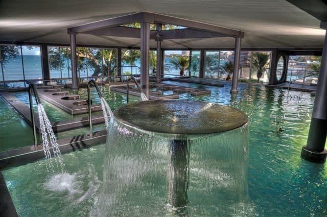 Nouveau Spa Aquatonic à Nouméa