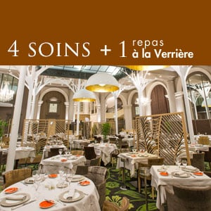 4 soins et un menu traditionnel