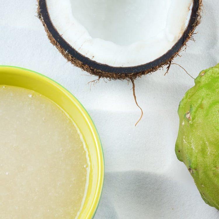 gommage noix de coco et noni