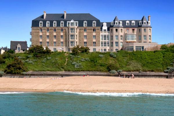 residence reine marine, luxe et thalasso
