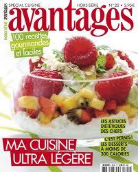 avantages n°22 - Spécial Cuisine 2012