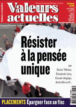 Valeurs Actuelles - Avril 2012 1