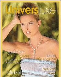 univers luxe - Printemps été 2012