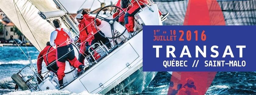 Transat Québec Saint-Malo - 2016 1