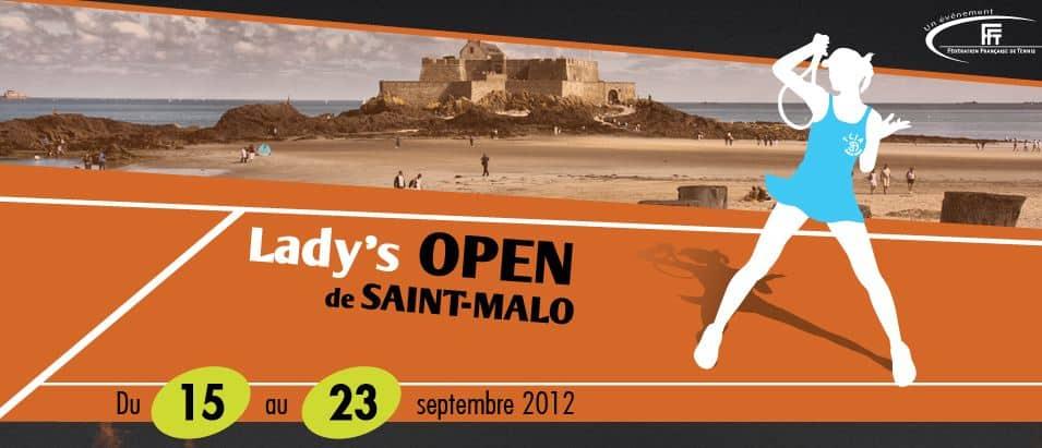 Lady's Open de Saint-Malo Bretagne 2012 1