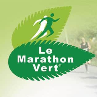 Une équipe des Thermes Marins au Marathon Vert