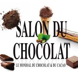 Le salon du chocolat à Paris