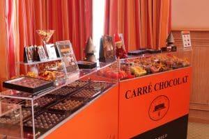 Salon du chocolat au Grand Hôtel des Thermes à Saint-Malo