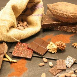 chocolat à Saint-Malo