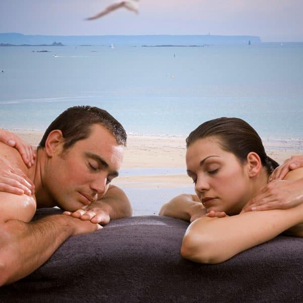 massage Duo à Saint-Malo
