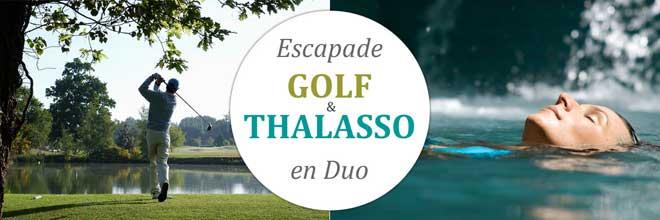 sejour golf et thalasso en Bretagne