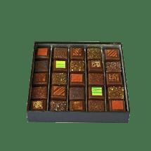 Offrez des chocolats pour Noël