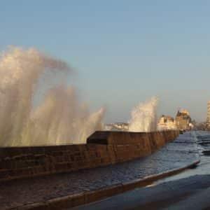grandes marees en Bretagne