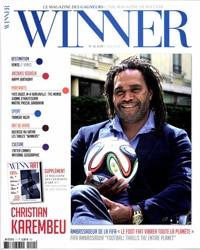 Winner – Juillet 2014