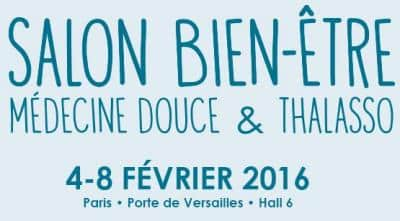 Salon bien tre m decine douce thalasso paris 2016 for Salon bien etre paris