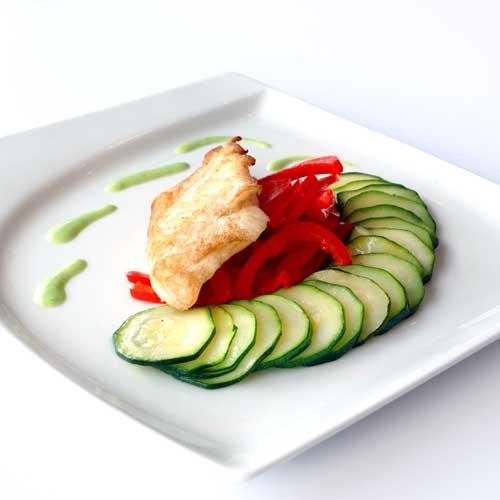 recette de cuisine : supreme turbot