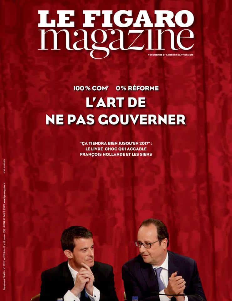 Figaro Magazine – Janvier 2016