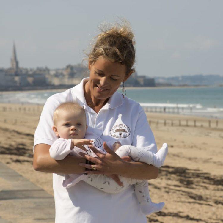 Garde bébé à Saint-Malo