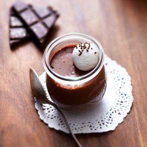 recette mousse chocolat