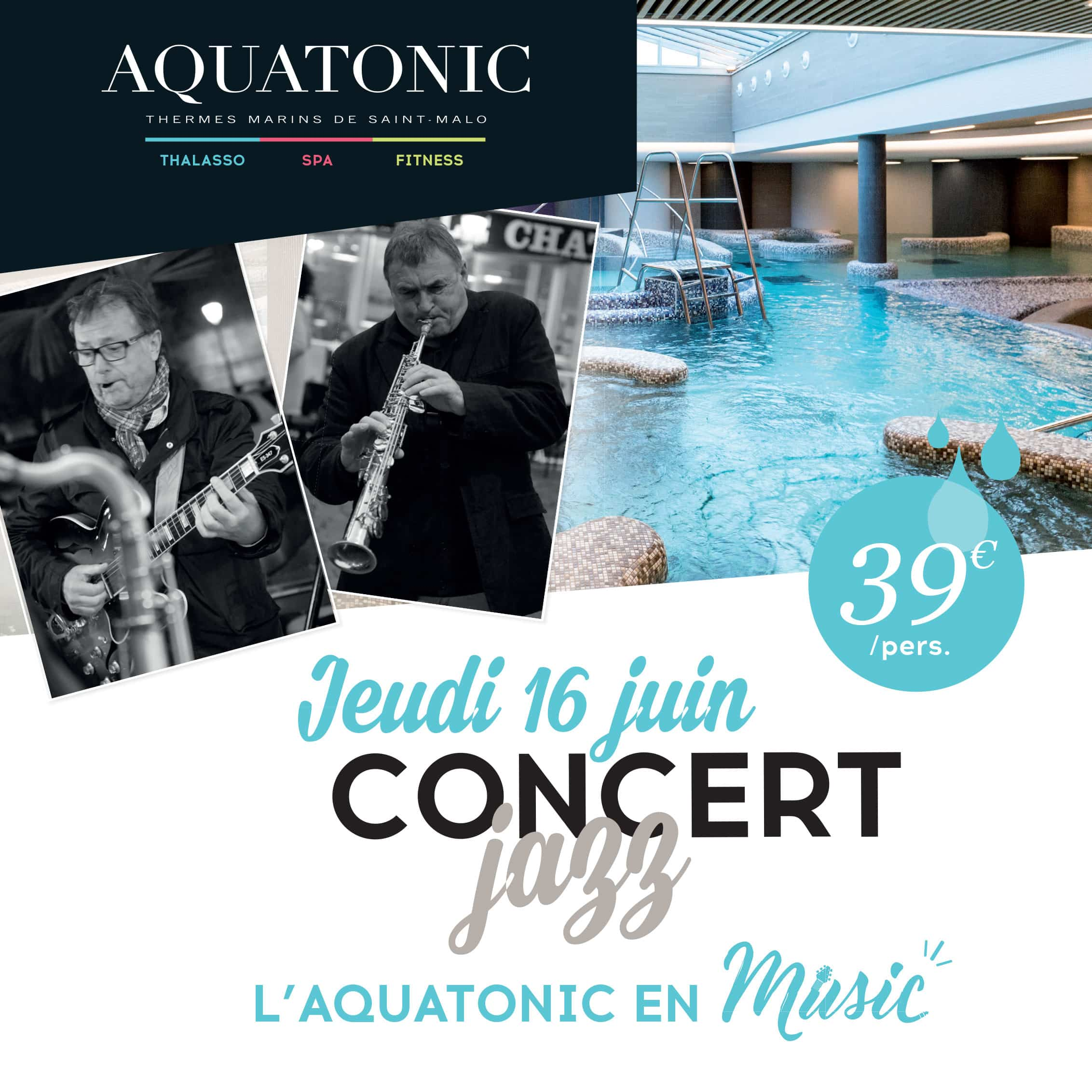 concert aquatonic