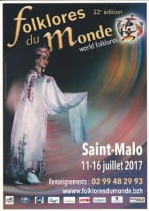 Folklores du Monde – 2017