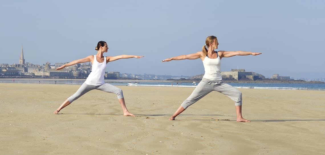 Yoga a saint Malo