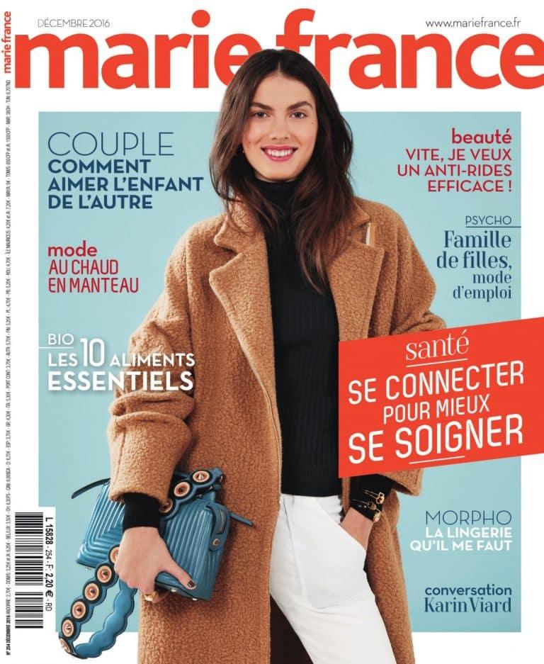 Marie France – Novembre 2016