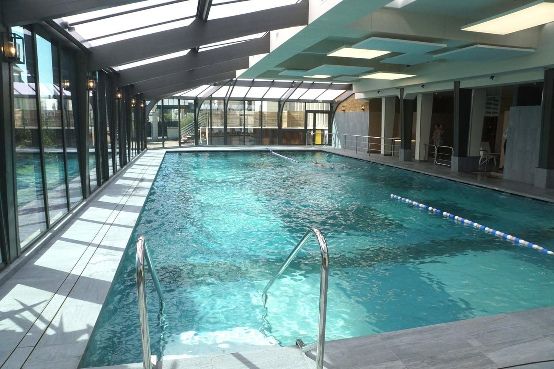 La piscine de d tente r nov e actualit s thalasso for Piscine a saint malo