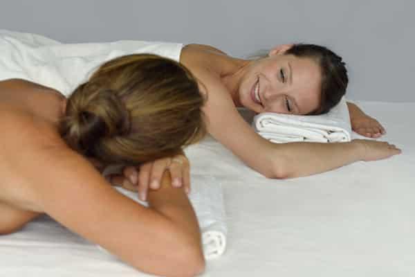 massage mère fille