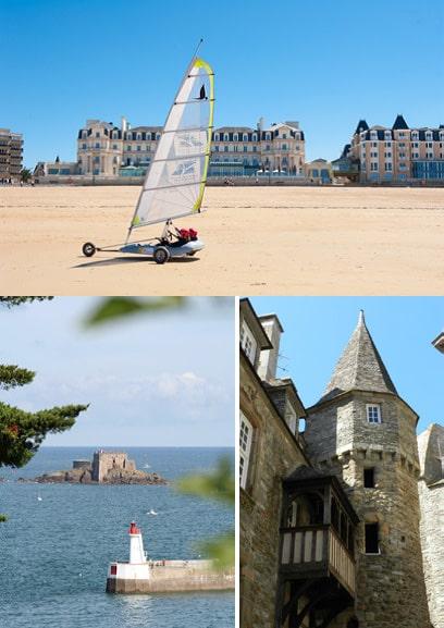 Saint-Malo à 2h14 de Paris 1