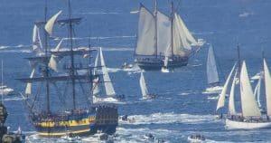 Evénements nautiques à St-Malo