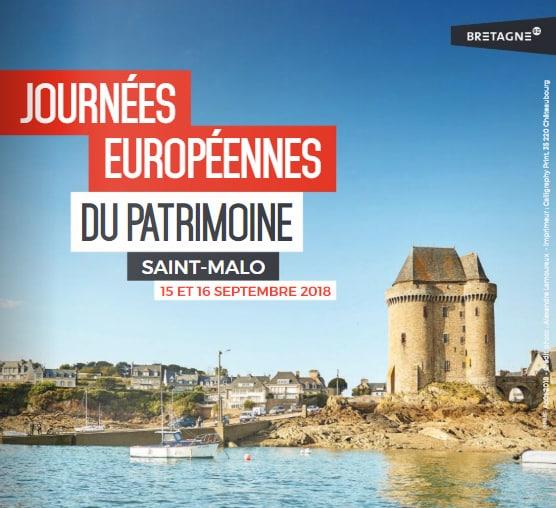 Journées européennes du patrimoine aux Thermes Marins de Saint-Malo