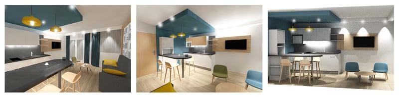 Appartements à Saint-Malo