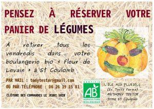 L'Ille aux pluriels à St-Coulomb