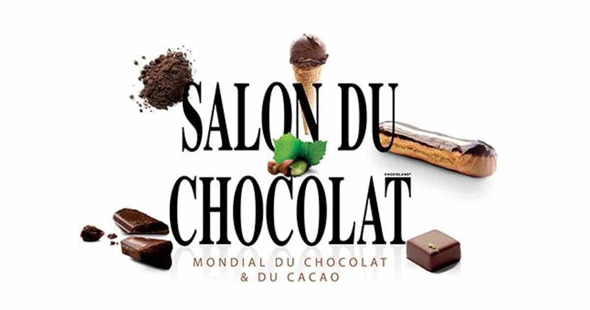 Retrouvez les chocolats des thermes marins paris for Salon du ce paris