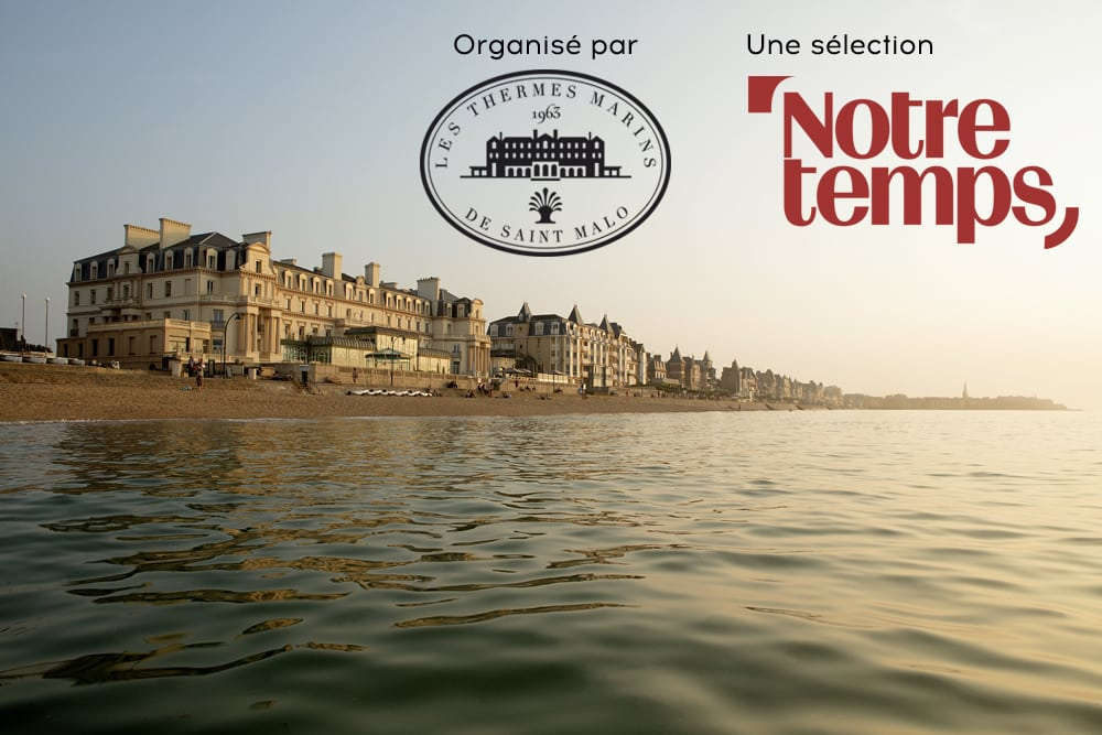 Séjour Thalasso Notre Temps à Saint-Malo