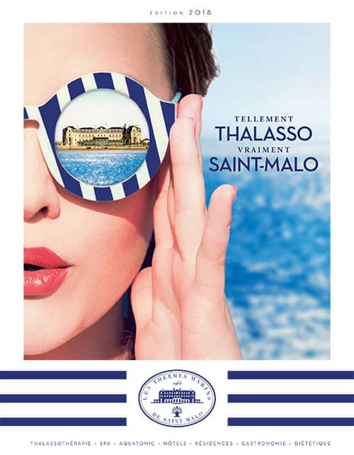Catalogue Thalasso Saint-Malo2018