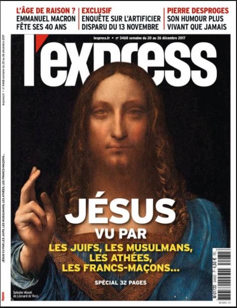 Magazine Express de décembre 2017