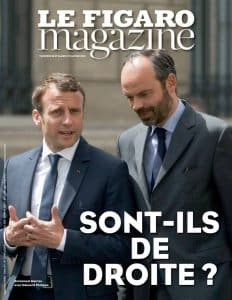 Figaro Magazine de janvier 2018