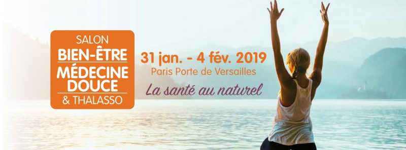 Salon Bine-être et médecine douce 2019