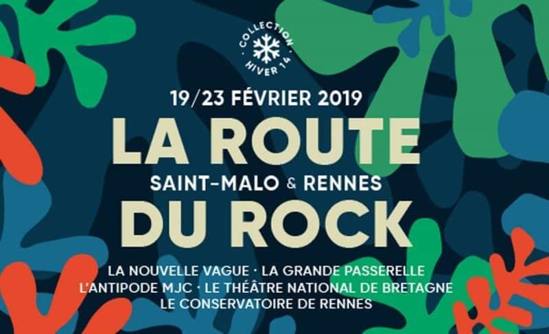 Route du rock à Saint-Malo