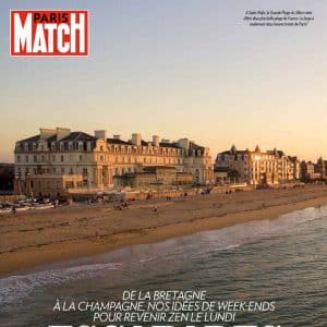 Magazine Paris Match – avril 2018