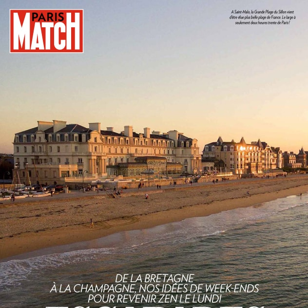 Magazine Paris Match – avril 2018