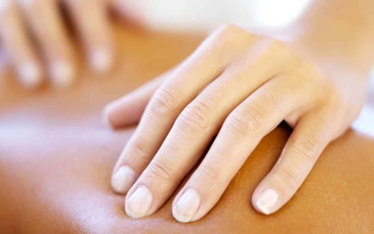 rééducation massage