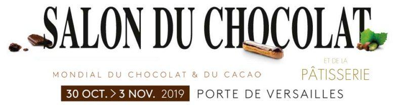 Salon du chocolat 2019 à Paris