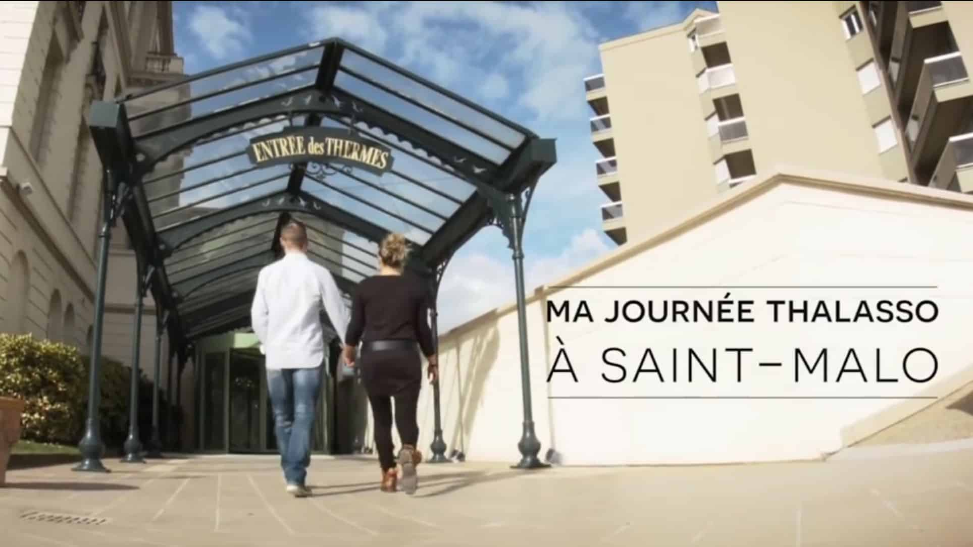 Journée thalasso à Saint-Malo en Video