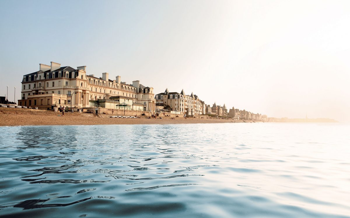 Hotel Antinea Saint Malo Avis
