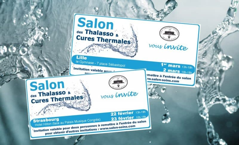 Salon Thalasso et Cures Thermales