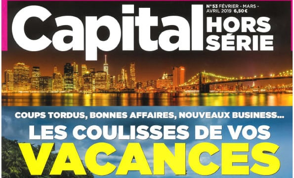 Magazine Capital Hors Serie – février 2019